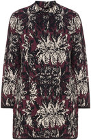 Isolde Roth Plus Size Floral pattern cardigan