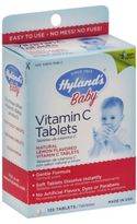 Hyland's 125- Count Baby Vitamin C Tablets