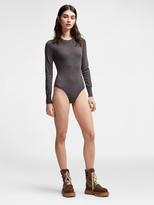 DKNY Stretch Wool Bodysuit
