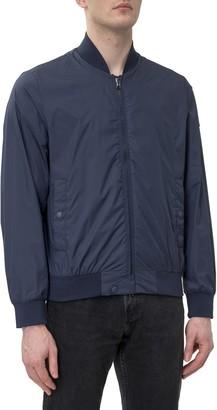 Woolrich Zip-Up Bomber Jacket