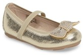 Stuart Weitzman Toddler Girl's Fannie Glitz Mary Jane