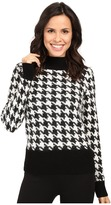 Pendleton Houndstooth Pullover