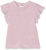Mamas and Papas Baby Girls' Stripe Tee T-Shirt