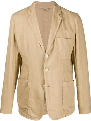 Aspesi Samuraki single-breasted blazer