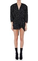 Balenciaga Women's Uplift Star-Print Jersey Dress