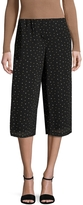 Lucca Couture Women's Polka Dots Culottes