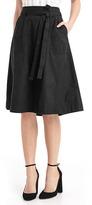 Gap A-line utility skirt