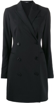 Theory tailored suit dress