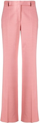 Salvatore Ferragamo straight-leg trousers