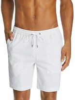 Onia Charles Seersucker Swim Trunks