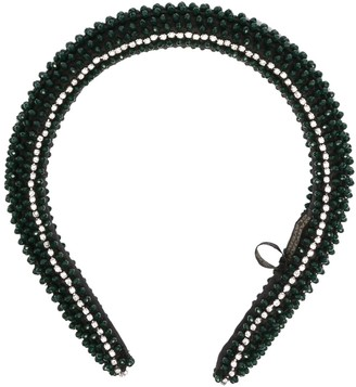 MaryJane Claverol Guyana beaded headband