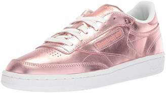 Reebok Women's Club C 85 S Shine Walking Shoe