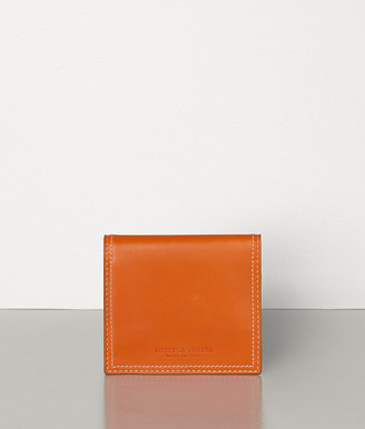 Bottega Veneta Mini Wallet In French Calf