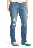 Liz Lange for Target Maternity Over the Belly Straight Leg Jeans - Liz Lange for Target