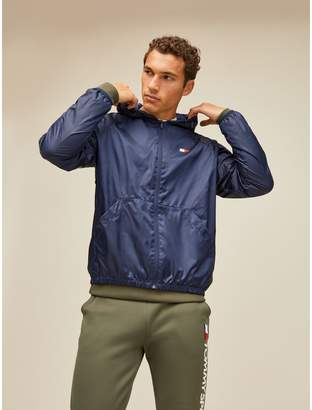 Tommy Hilfiger Water-Repellant Lined Windbreaker