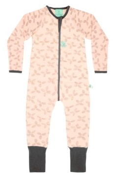 ergoPouch Baby Girls 2.5 Tog Sleep Onesie