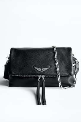 Zadig & Voltaire Rocky Grained Bag