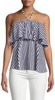 MDS Stripes Women's Lily Cotton Top