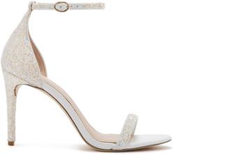 Rachel Zoe Ema Glitter Heeled Sandals
