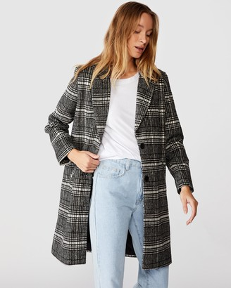 Cotton On The Coat