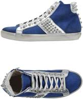 Leather Crown High-tops & sneakers - Item 44812891