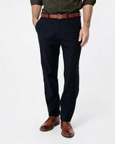 Le Château Tonal Tweed Slim Leg Pant