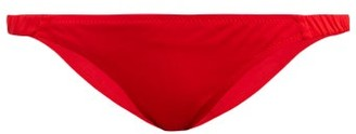 Fisch Corossol Bikini Briefs - Womens - Red