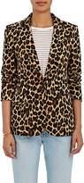 Frame Women's Classic Cotton-Blend Velveteen Blazer