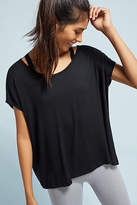 Beyond Yoga Lace-Up Back Tee