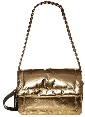 Marc Jacobs Mini Pillow Bag Metallic (Gold) Handbags