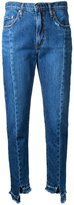 Nobody Denim - Issy Jean Unravelled - women - Cotton - 30