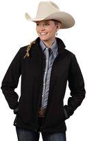 Roper Jacket Womens Zipper Long Sleeve L 03-098-0780-0651 BL