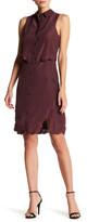 Parker Overlay Shirt Dress