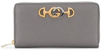 Gucci G Horsebit large wallet