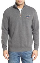 Tommy Bahama Men's 'Classic Aruba' Original Fit Half Zip Sweater
