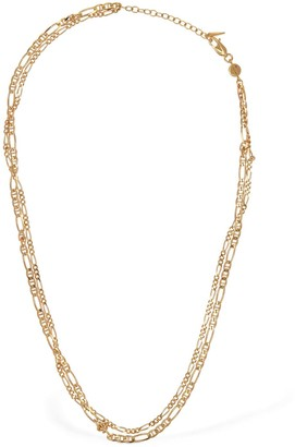 Missoma Filia Double Chain Necklace