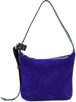 Lanvin Chaine hobo bag - women - Cotton/Calf Leather/Brass - One Size