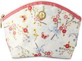 Pip Studio Chinese Rose - Medium Cosmetic Bag - White