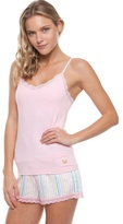 Deshabille Faithful Cami Pink