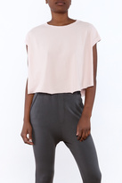 Frank And Eileen Cropped Muscle Tee