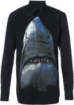 Givenchy shark print shirt