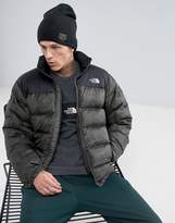 The North Face Dock Worker Beanie Retro Label In Black