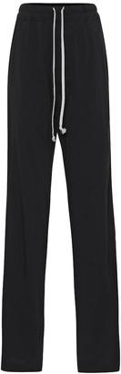 Rick Owens DRKSHDW cotton trackpants