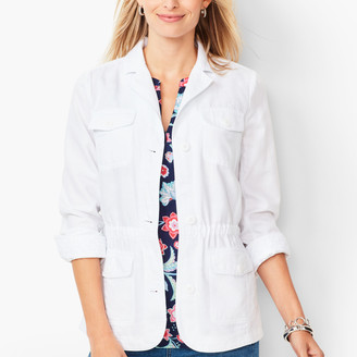 Talbots Cotton Casual Jacket