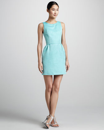 Erin Fetherston Erin by Sleeveless Bow-Detail Dress