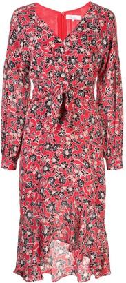 Parker Kinsale floral print dress