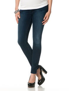 A Pea in the Pod 7 For All Mankind Cigarette Secret Fit Belly® Signature Pocket Skinny Leg Maternity Jeans