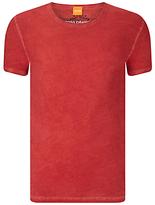 Hugo Boss Boss Orange T-shirt, Medium Red