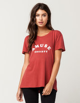 Amuse Society Coastal Muse Womens Tee