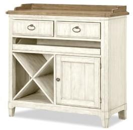 Panama Jack Home Millbrook Console Floor Wine Cabinet